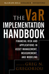 The VAR Implementation Handbook by Greg N. Gregoriou