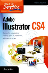 How to Do Everything Adobe Illustrator by Sue Jenkins