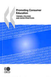 Promoting Consumer Education by OECD Publishing