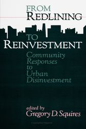 Redlining To Reinvestment by Gregory Squires