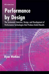 Performance by Design by Richard F. Gerson