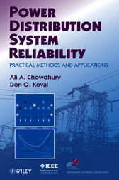 Power Distribution System Reliability by Ali Chowdhury