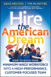 Hire the American Dream by Dave Melton