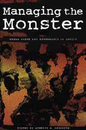 Managing the Monster by Adepoju G. Onibokun