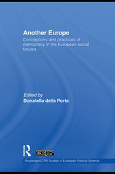Another Europe by Donatella Della Porta