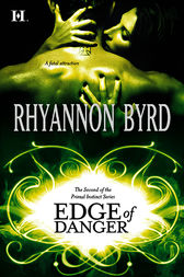 Edge of Danger by Rhyannon Byrd