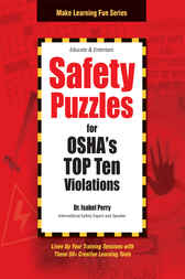 Safety Puzzles for OSHA's Top 10 Violations by Isabel Perry