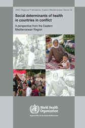 Social Determinants of Health in Countries in Conflict: A Perspective from the Eastern Mediterranean Region
