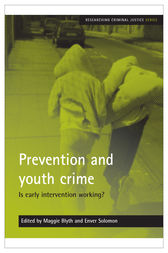 Prevention and youth crime by Maggie Blyth
