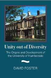 Unity Out of Diversity by Bloomsbury Publishing