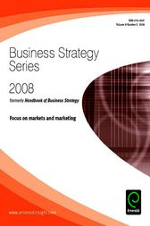Focus on Markets and Marketing by Alfred Lewis