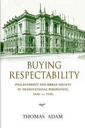 Buying Respectability by Thomas Adam