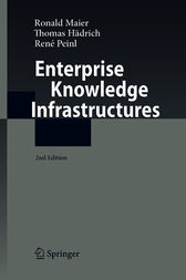 Enterprise Knowledge Infrastructures by Ronald Maier