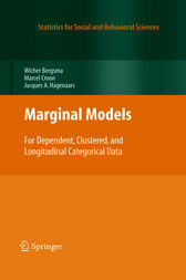 Marginal Models by Wicher Bergsma