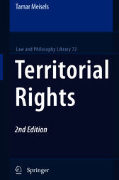 Territorial Rights by Tamar Meisels