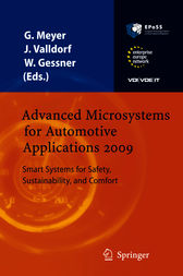 Advanced Microsystems for Automotive Applications 2009 by Gereon Meyer