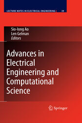 Advances in Electrical Engineering and Computational Science by Len Gelman