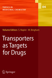 Transporters as Targets for Drugs by Susan Napier