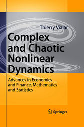 Complex and Chaotic Nonlinear Dynamics by Alain Goergen