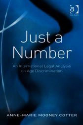 Just a Number by Anne-Marie Mooney Cotter