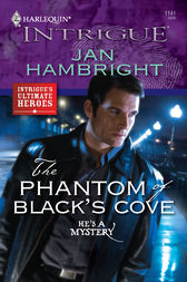 The Phantom of Black's Cove by Jan Hambright