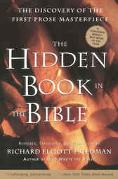 The Hidden Book in the Bible by Richard Elliott Friedman