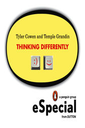 Thinking Differently by Tyler Cowen