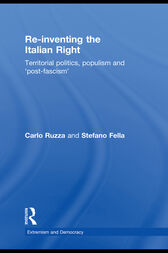 Re-inventing the Italian Right by Stefano Fella