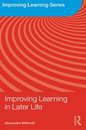 Improving Learning in Later Life by Alexandra Withnall