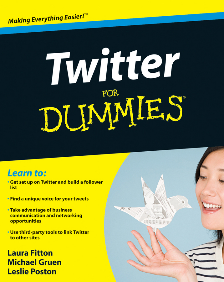 Download Ebook Twitter For Dummies by Laura Fitton Pdf