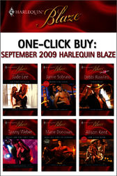 One-Click Buy: September 2009 Harlequin Blaze by Jade Lee