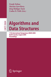 Algorithms and Data Structures by Frank Dehne