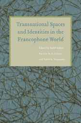 Transnational Spaces and Identities in the Francophone World by Hafid Gafaiti