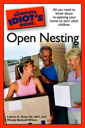 The Complete Idiot's Guide to Open Nesting by Lauren A. Gray