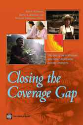 Closing the Coverage Gap by Robert Holzmann