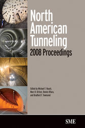 North American Tunneling 2008 by Michael F. Roach