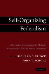 Self-Organizing Federalism by Richard C. Feiock