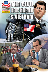 The Civil Rights Movement & Vietnam 1960-1976 by Saddleback Educational Publishing