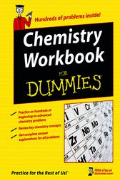 Chemistry Workbook For Dummies by Peter J. Mikulecky
