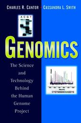 Genomics by Charles R. Cantor