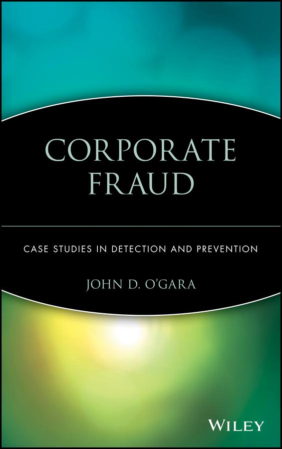 Download Ebook Corporate Fraud by John D. O'Gara Pdf