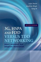 3G, HSPA and FDD versus TDD Networking by Lajos Hanzo