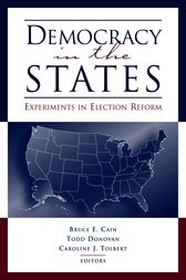Democracy in the States by Bruce E. Cain