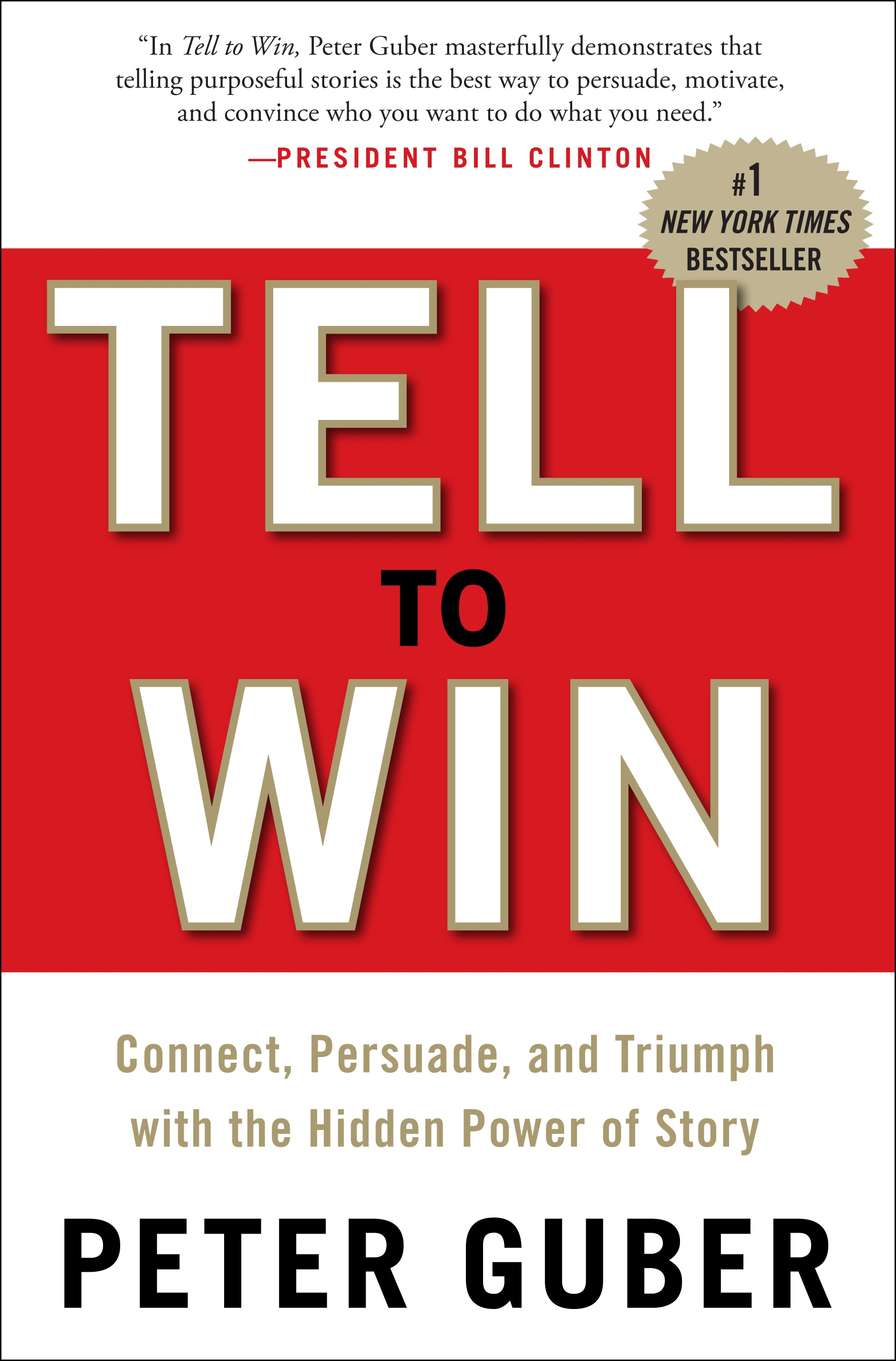 Download Ebook Tell to Win by Peter Guber Pdf