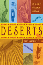 Deserts by Nancy F. Castaldo