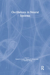 Oscillations in Neural Systems by Daniel S. Levine