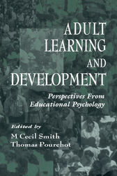 Adult Learning and Development by M. Cecil Smith