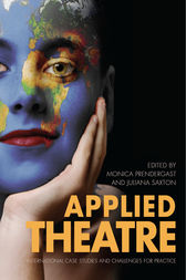 Applied Theatre by Connolly Maeve