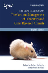 The UFAW Handbook on the Care and Management of Laboratory and Other Research Animals by Robert C. Hubrecht