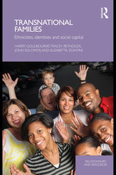 Transnational Families by Harry Goulbourne